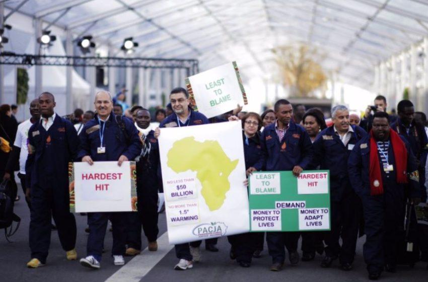 Africa e cambiamenti climatici: molto da dire e da fare