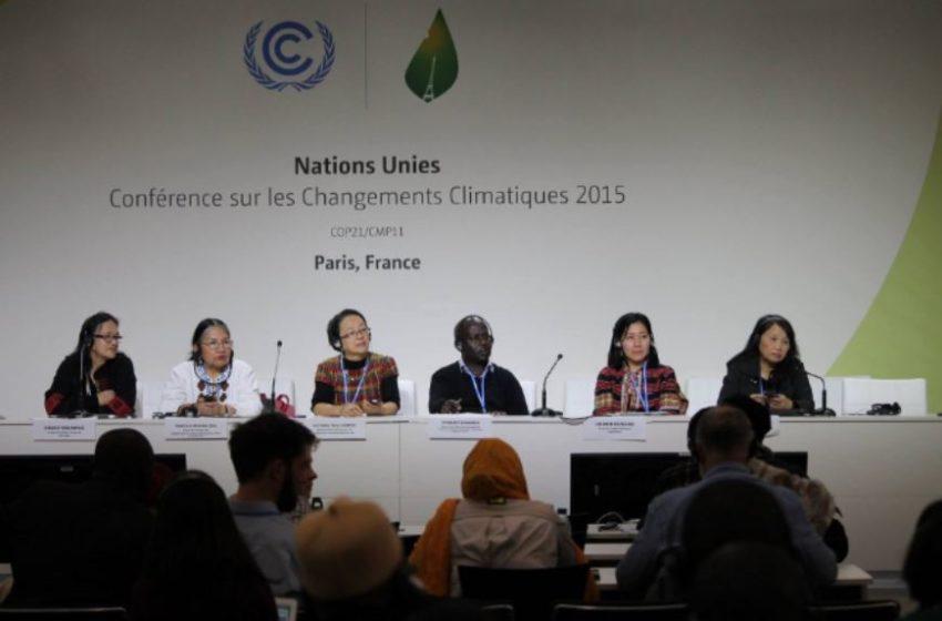 Gli indigeni rivendicano un ruolo più attivo
