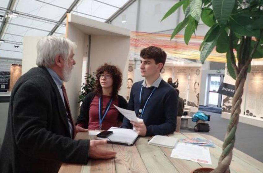Intervista a George Dassis, Presidente del Comitato Economico e Sociale Europeo