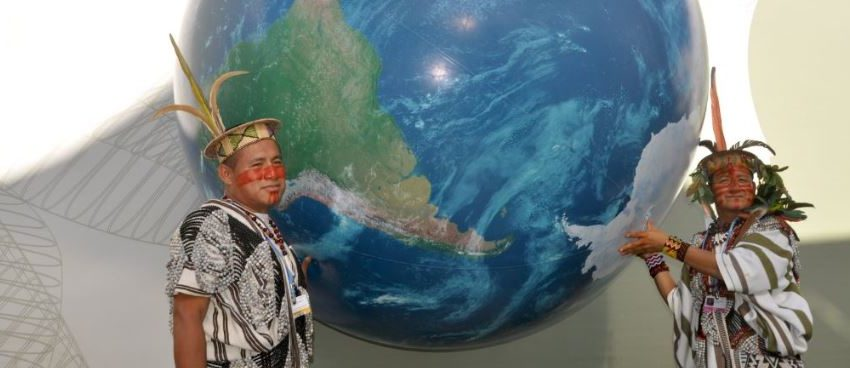 COP22: il ruolo delle comunità indigene nella lotta contro il cambiamento climatico