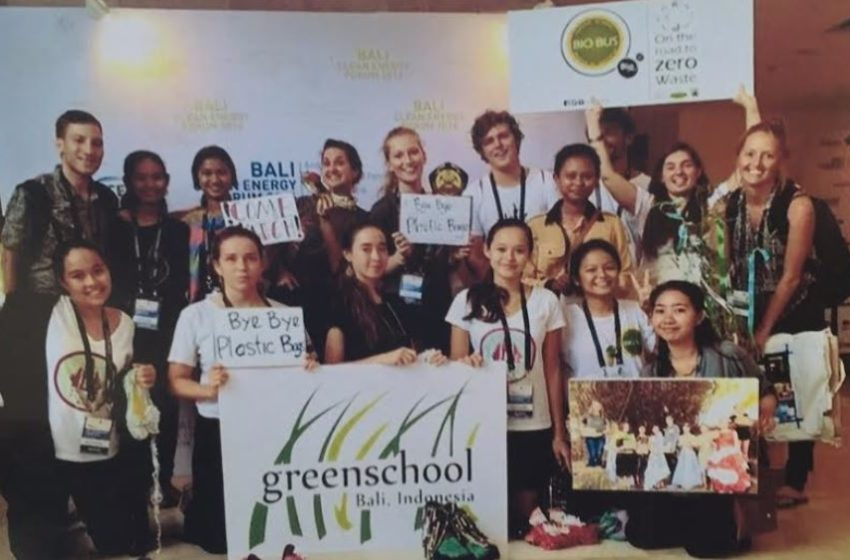 Green School, green generation