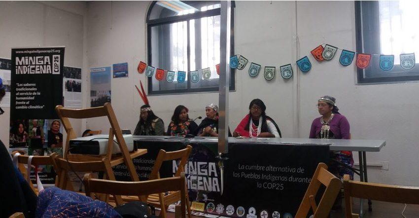 La voce dei popoli indigeni al Summit Sociale sul Cambiamento Climatico