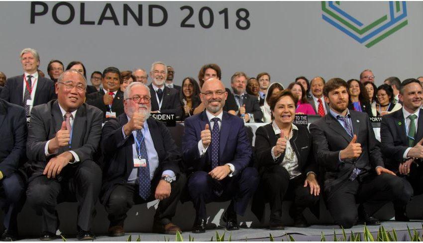 """Bilancio COP24: Accordi nel campo del """"possibile"""" e poca volontà politica"""