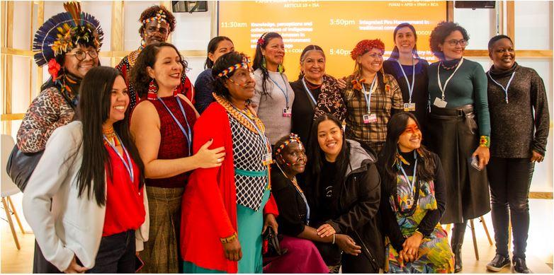 Visioni dal mondo indigeno: pensare globale nell'era dei cambiamenti climatici
