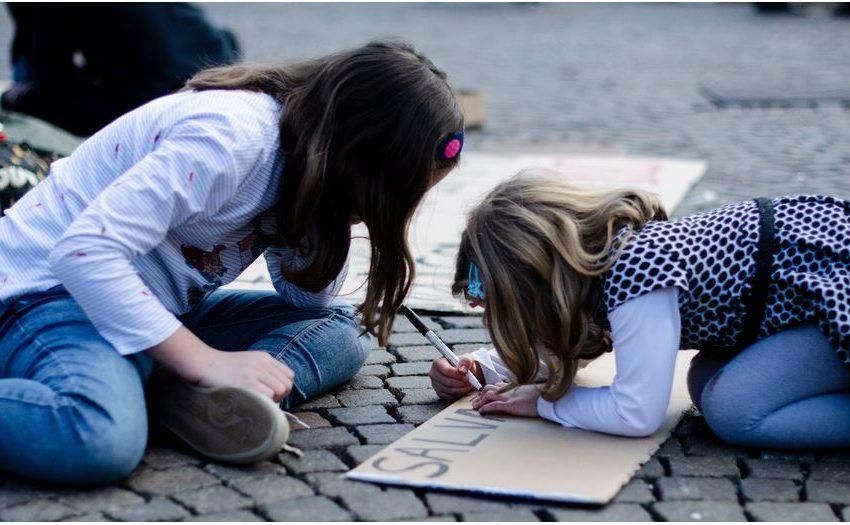 Il 15 marzo in piazza, una lezione di cittadinanza globale