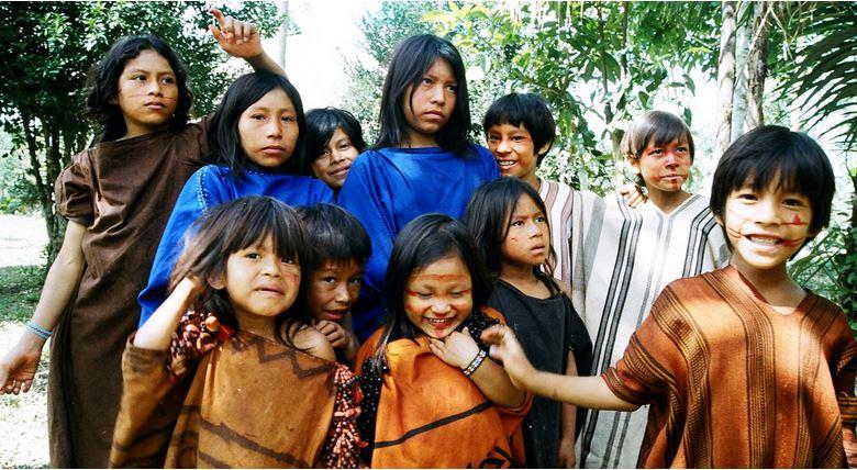 I popoli indigeni sono essenziali per salvare Madre Natura. Marishöri Najashi Samaniego Pascual ne è convinta
