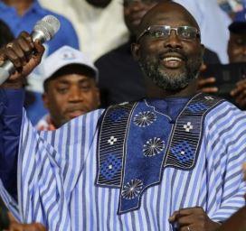 George Weah: Dalle baraccopoli alla presidenza della Liberia