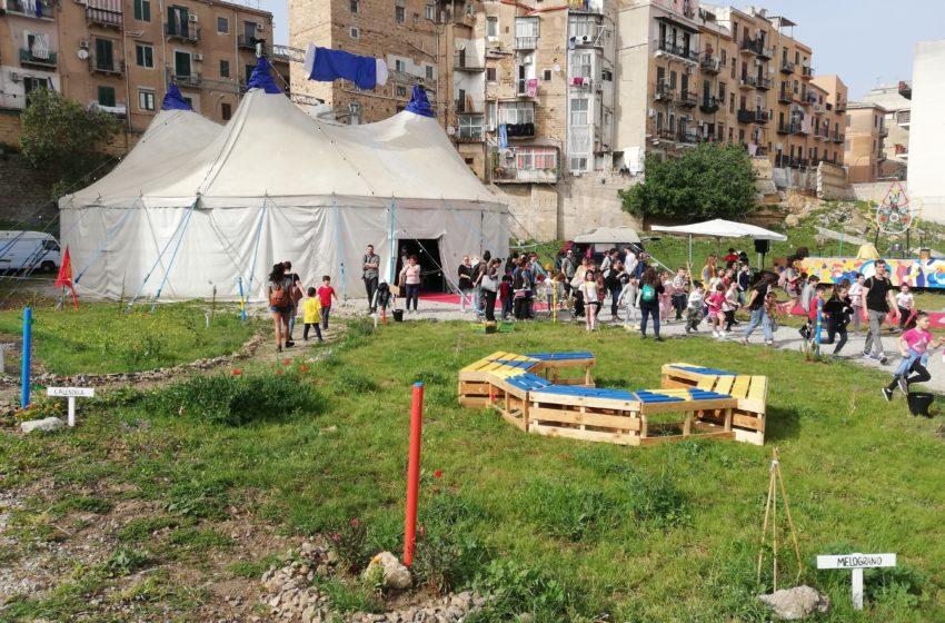 Un nuovo giardino per sviluppare la comunità