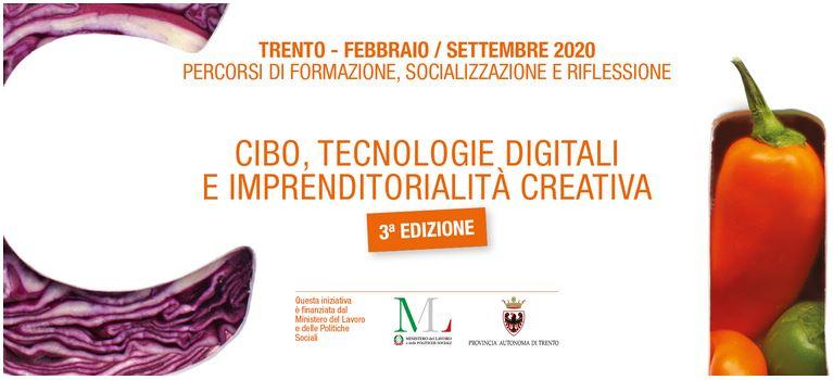 """Al via la terza edizione di CusCus:  """"Cibo, Tecnologie e Imprenditorialità per generare futuri possibili"""""""