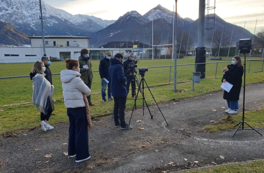 L'Acciaieria di Borgo Valsugana raccontata dai giovani