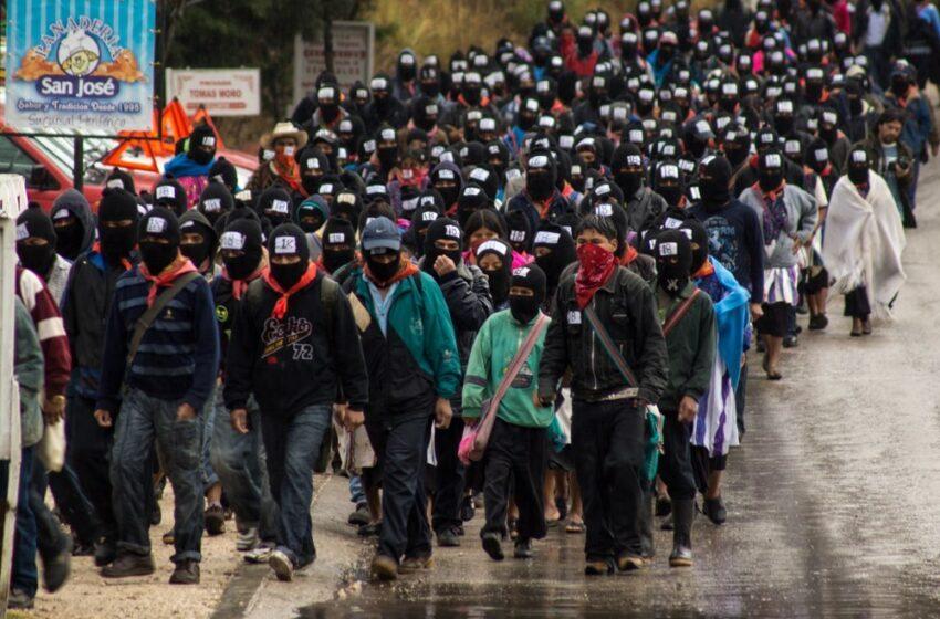 Il tour zapatista in Europa, un incontro di ribellioni