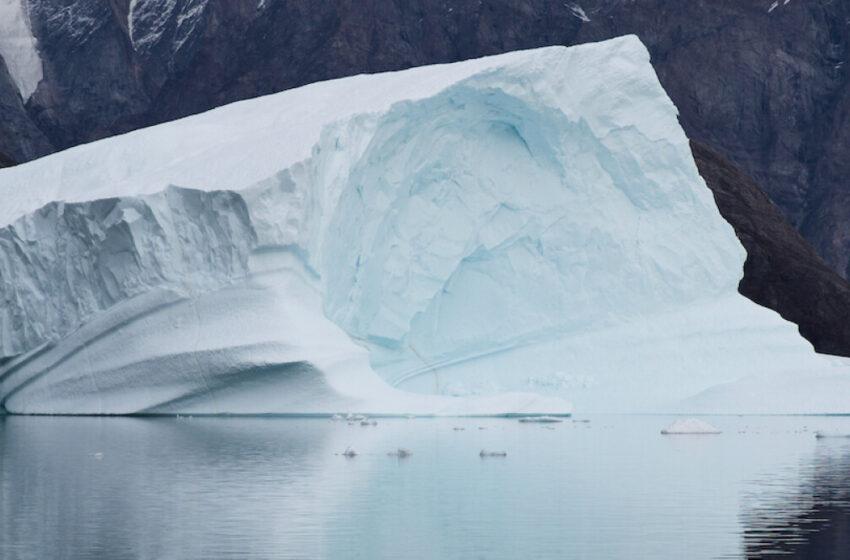 Un pezzo di Groenlandia a Trento