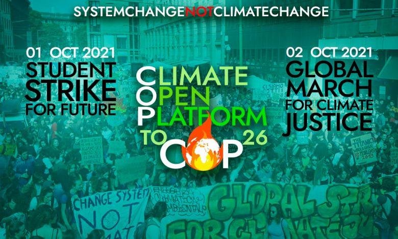 A Milano per chiedere giustizia climatica